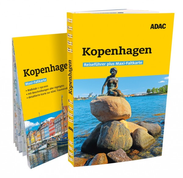 ADAC Reiseführer plus Kopenhagen